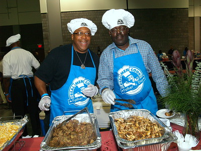 The 25th Annual Real Men Cook Event