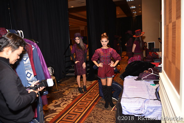 Fight Poverty and Pink Fashion Show 12 21 2018 at the Orleans Hotel Las Vegas
