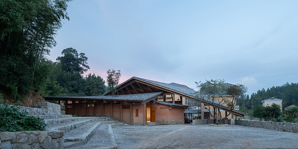 Dacang School, Jinggangshan, Jiangxi, China