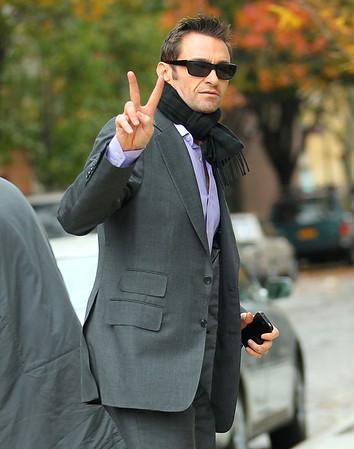 2011-11-22 - Hugh Jackman