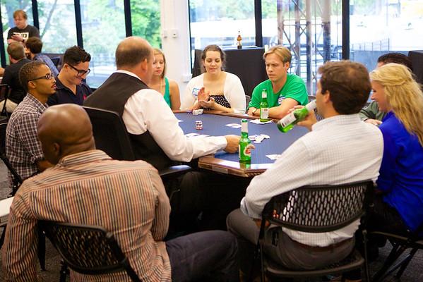 Bitpay Casino Night at Atlanta Tech Village