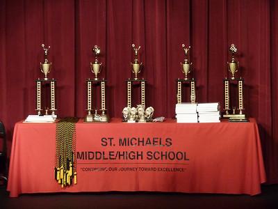 Senior Awards - May 23, 2011