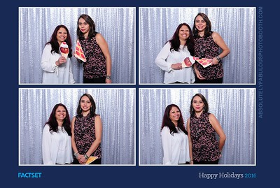 Factset Norwalk's 2016 Holiday Party