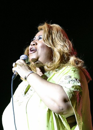 Aretha Franklin in Concert