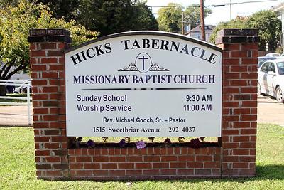 Pastor Gooch