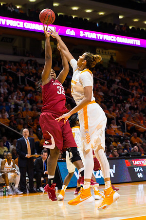 Arkansas vs Lady Vols