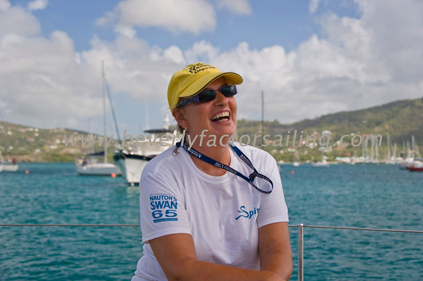 Antigua Sailing Week 2015