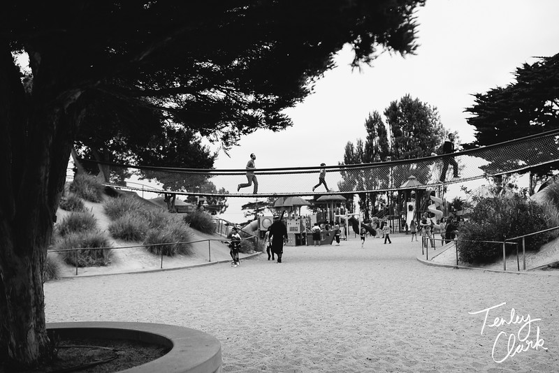 Dennis the Menace playground. Monterey, CA. (Tenley Clark Photography)