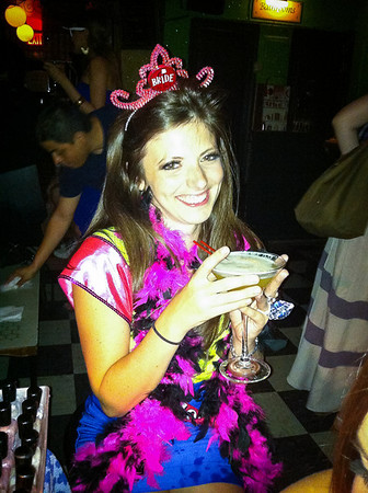 Crystal's Bachelorette Night