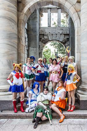 Sailor Moon Shoot 2015
