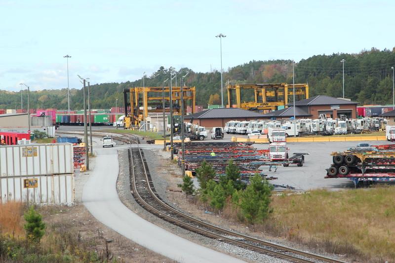 NS Whitaker Yard, Austell, GA