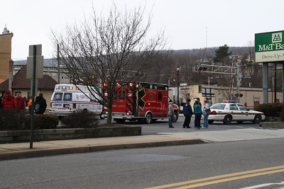 Boy Struck by SUV, Five Points, Tamaqua (2-25-2012)