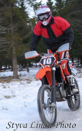 2005-12-25, Juldagsträning Stråtenbo