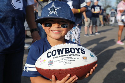 Eagles at Cowboys Tailgate 2019