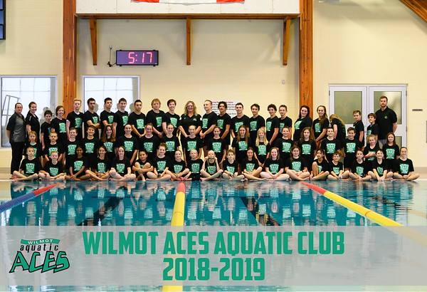 2018 Wilmot Aces Aquatic Club (WAAC)