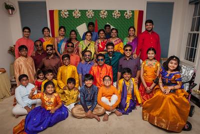 Arjun's Dhoti Celebration 08-13-2021