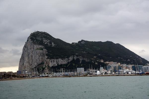 Gibraltar, a British Overseas Territory
