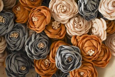 Motifお花の飾りモチーフ
