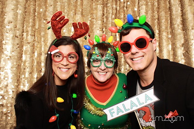 Parker Poe Holiday Reception
