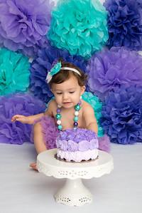 Tatiana Cake Smash