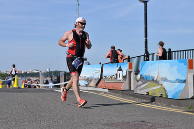 Cardiff Triathlon - Olympic Run 2