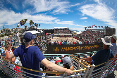 2019 AVP Manhattan Beach Open