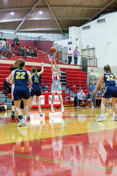 CVHS Girls vs. Cedar Cliff 3-4-21