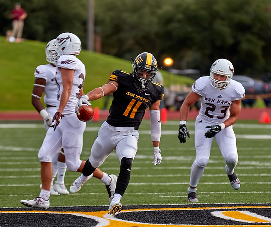 TLU v McMurry 2018