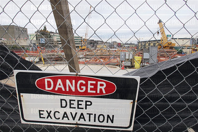 A portion of the HIghway-99 tunnel collapses on construction workers