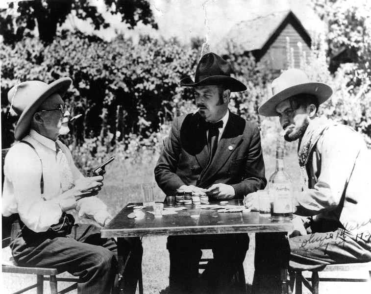 Billy Stewart, J. Wayne Eldredge, Johnnie Marsh.jpg