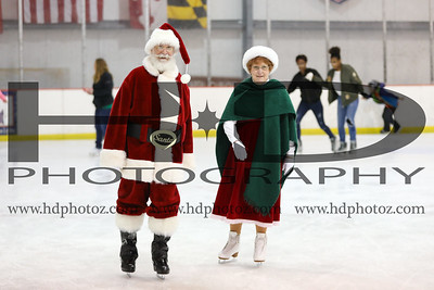 Skate with Santa, Capital Clubhouse 12-23-16