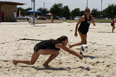 USA Beach Junior Tour Dallas 692Beach Goncalves/Bass SemiFinals (6/2/2012)
