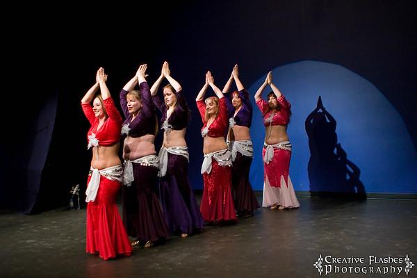 Amira's Dancers