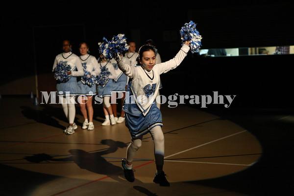 Upward Cheerleading Week 3 2012