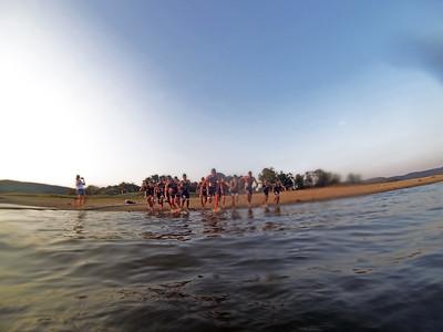 TTR Swim Start 9-30-14