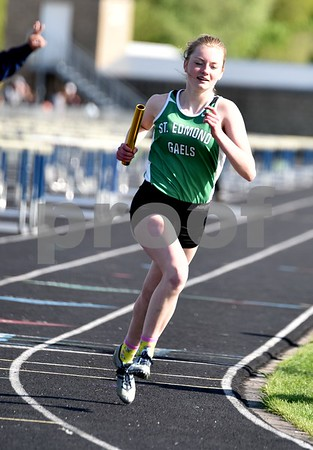 2016 Class 1A Districts track and field meet