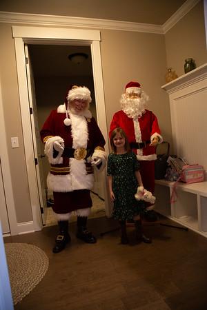 Rickey Santa Party