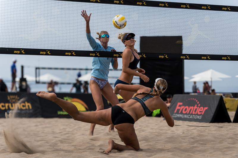 AVP Manhattan Beach Qualifier - August 17th, 2017