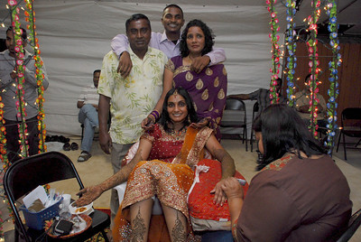 Sharma Henna Night 2011