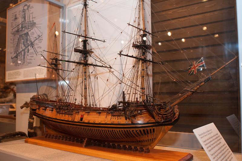 2009-10-03 - USNA Museum - 026 - British 6th Rate 20-Gun Ship of 1728 - _DSC7405.jpg
