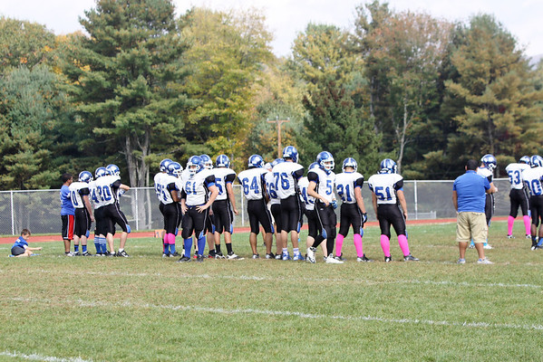 Tri-Valley vs. Rondout Valley Football