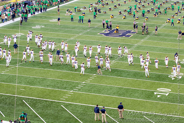 Game - Notre Dame 2018