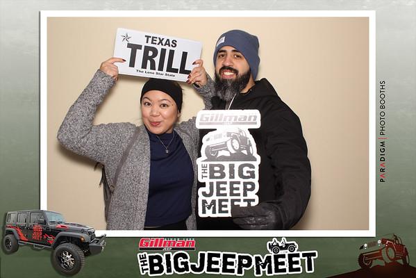 Big Jeep Meet - Photos