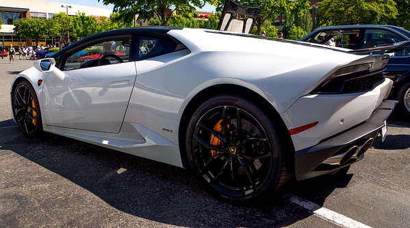 Exotics at Redmond Town Center 27 May 2017