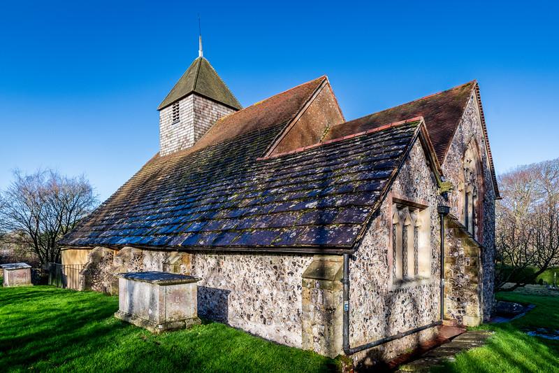 St. Martin's, Westmeston