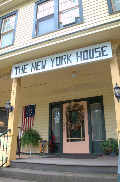 The New York House