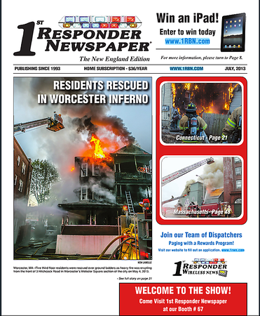 CFPA Members in 1st Responder Magazine 2013