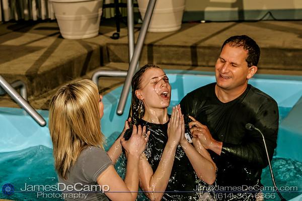 2007 Baptisms