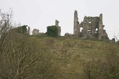 Dorset - Corfe Castle/Bramble Bush Bay