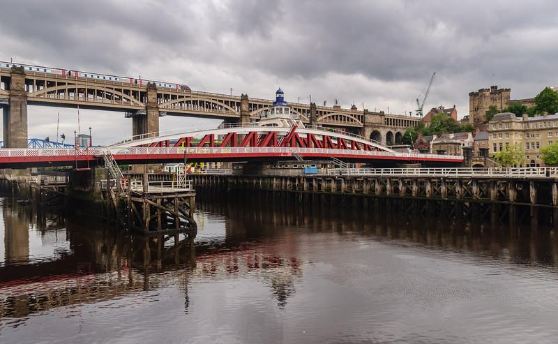 CrossCountry Train in Newcastle